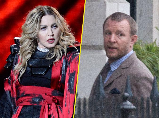 Madonna : Guy Ritchie la plante pour partir aux Maldives !