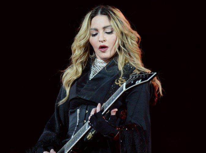Madonna : interdite de concert aux Philippines à cause d'une tenue?