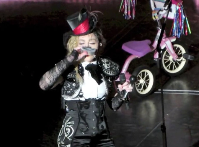 """Madonna : """"jamais droguée ou ivre"""" pour ses concerts, elle le jure !"""