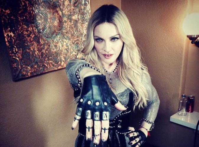 Madonna : la cougar est de retour !