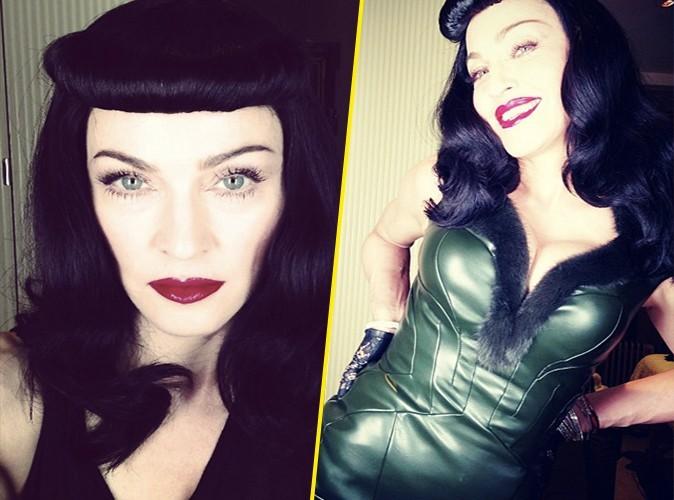 Madonna : menacée par le réseau social Instagram !