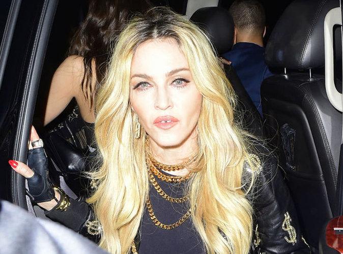 Madonna : prête à tout pour attendrir son fils Rocco !