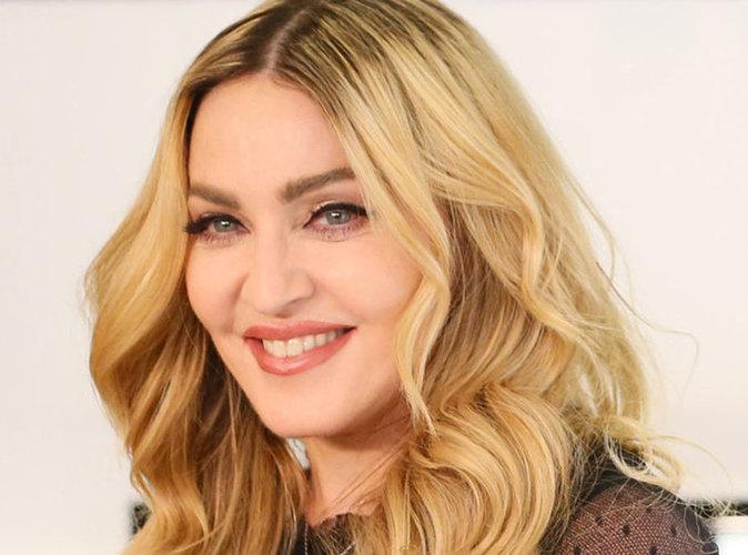Madonna s'attire les foudres de la police de New York !