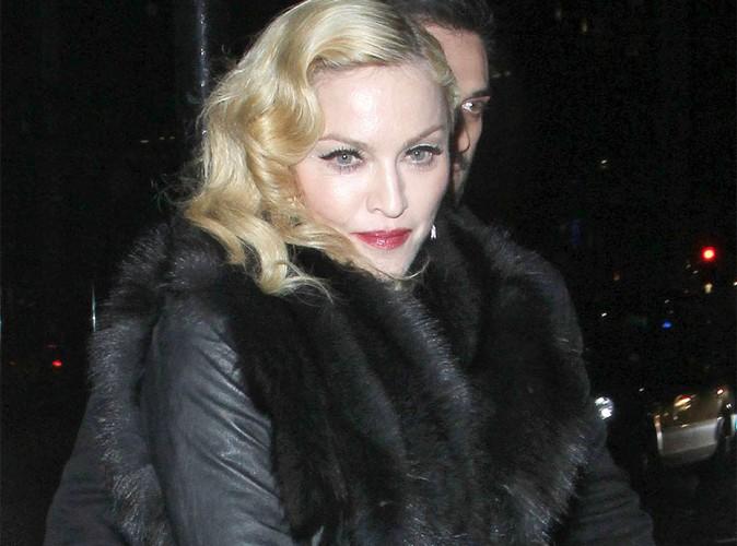 Madonna : ses enfants autorisés à se droguer !