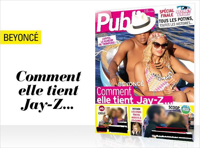 Magazine Public : Beyoncé et un scoop sur L'amour est dans le pré en couverture !