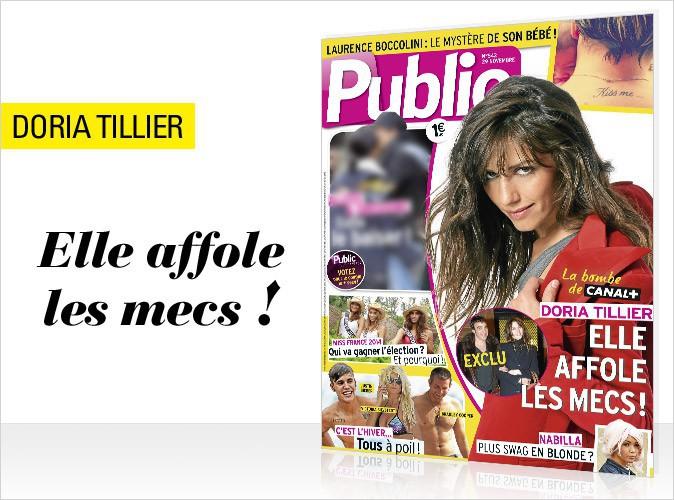 Magazine Public : Doria Tillier : la bombe de Canal Plus qui affole les mecs  !