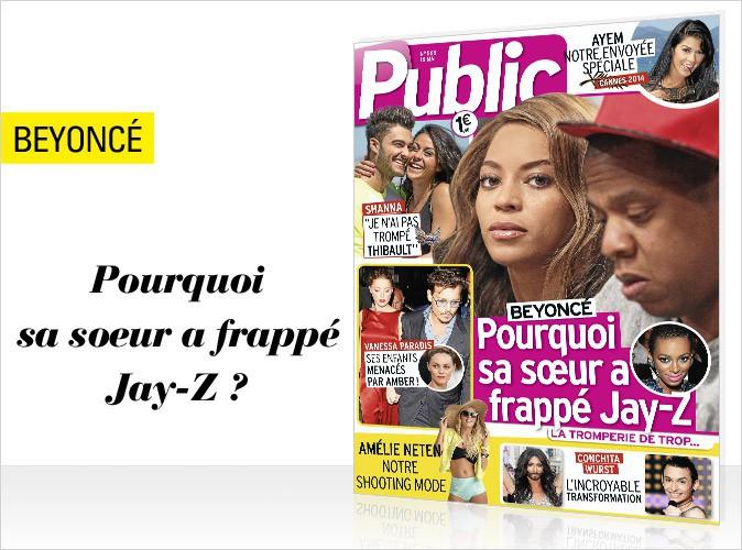 Magazine Public : Jay-Z attaqué par sa belle-sœur en couverture !