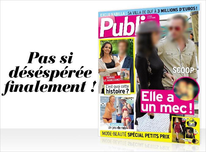 Magazine Public : un scoop sur une star de DALS en couverture !
