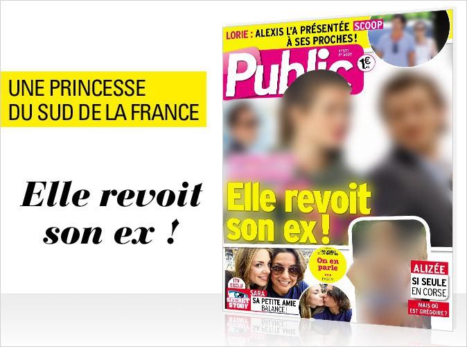 Magazine Public : Une princesse du Sud de la France revoit son ex !
