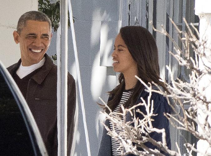 Malia Obama demandée en mariage !