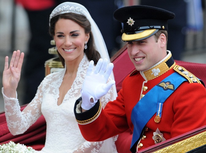 Mariage du Prince William et de Kate Middleton : voilà à quoi ...