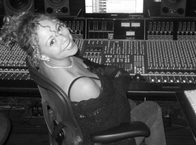 Mariah Carey : après ses jumeaux, elle se remet au boulot !