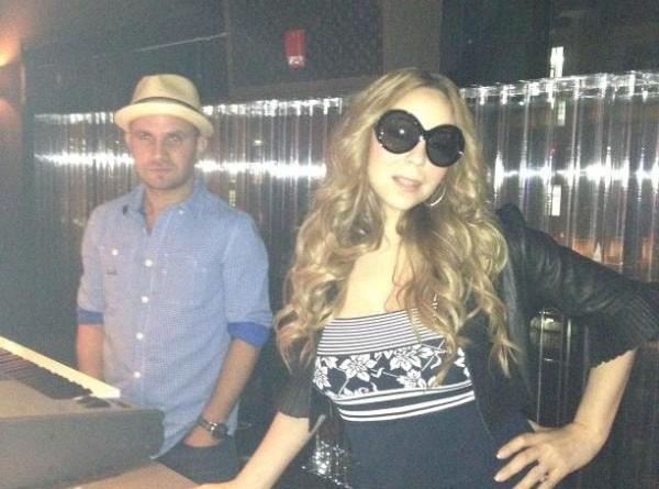 Mariah Carey : de retour en studio !