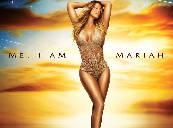 "Mariah Carey : écoutez son nouvel album ""Me. I Am Mariah…The Elusive Chanteuse"" !"