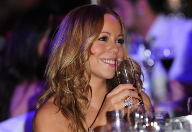 Mariah Carey : élégante et stylée... Sa nouvelle silhouette lui fait grand bien !