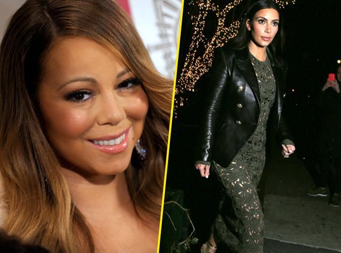 Mariah Carey : elle ignore qui est Kim Kardashian !