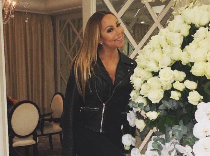 Mariah Carey : elle montre son booty XXL à la Suède !