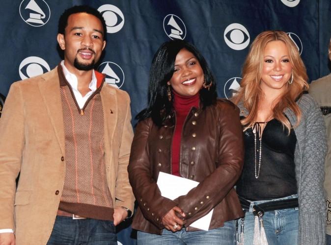 Mariah Carey et John Legend : un duo de Noël à tomber...