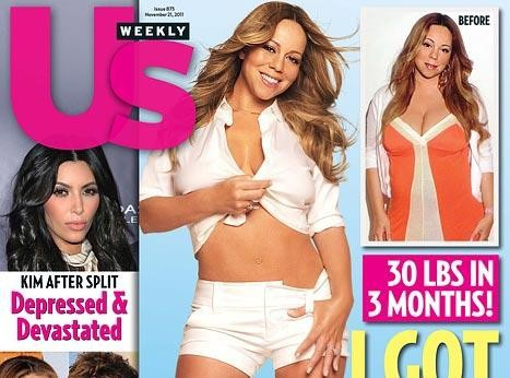 "Mariah Carey : ""J'ai enfin retrouvé mon corps !"""