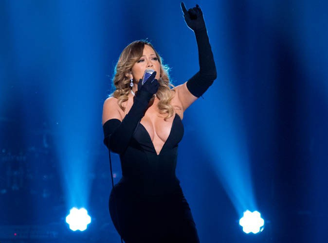 """Mariah Carey : """"You're Mine"""" son nouveau single dévoilé, en attendant la sortie de son prochain opus en mai !"""