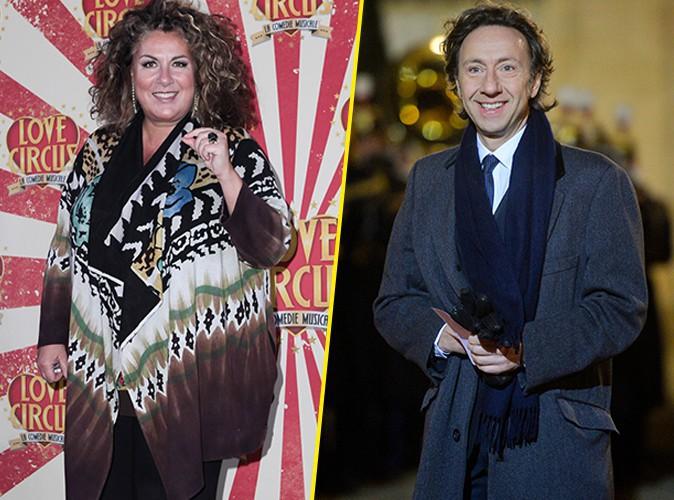Marianne James et Stéphane Bern : l'Eurovision, c'est pour eux !