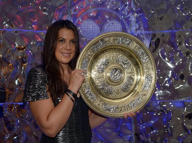 """Marion Bartoli : """"Je ne suis jamais aussi dangereuse que lorsque je commence à gagner !"""""""