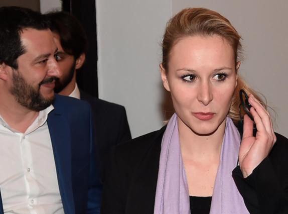 Marion Maréchal-Le Pen dérape au sujet des attentats de Paris, Anne Hidalgo choquée...