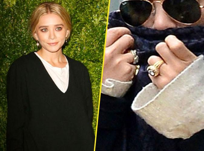 Mary-Kate Olsen : elle dévoile enfin sa bague de fiançailles en diamant !
