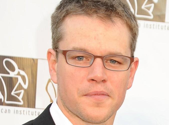 """Matt Damon : """"Brad Pitt et Angelina Jolie sont comme des prisonniers."""""""