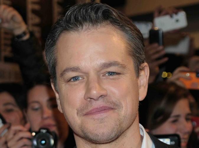 Matt Damon : enfin de retour dans Jason Bourne !