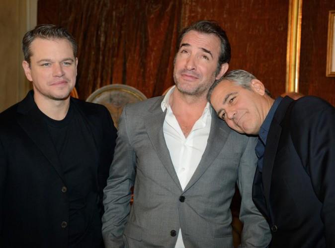 "Matt Damon : ""Jean Dujardin est une diva"" !"