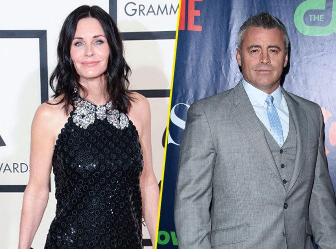 Matt Leblanc et Courtney Cox : l'acteur répond aux rumeurs de couple !