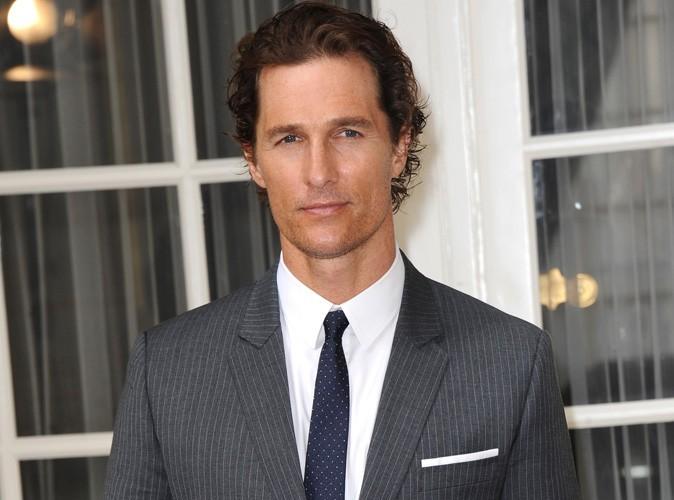 Matthew McConaughey dans la peau d'un ancien stripteaseur !