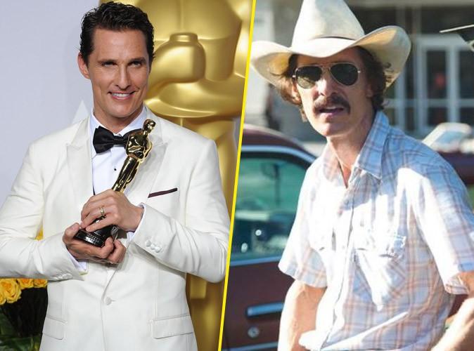 "Matthew McConaughey : son chapeau de ""Dallas Buyers Club"" aux enchères !"