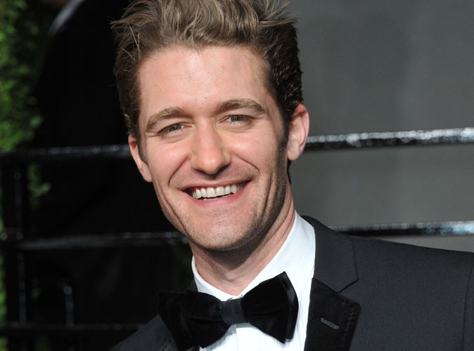 Matthew Morrison : le prof de Glee chante avec Sting !