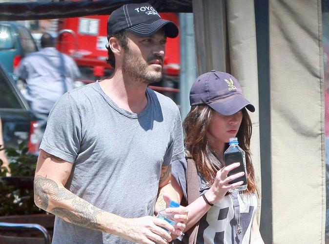 Megan Fox et Brian Austin Green : le couple se débarrasse de ses tatouages !