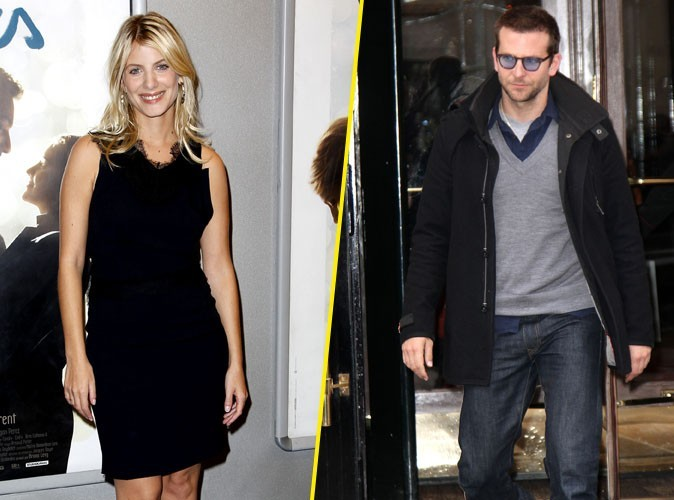 Mélanie Laurent : elle a passé la soirée avec l'homme le plus sexy du moment, Bradley Cooper !