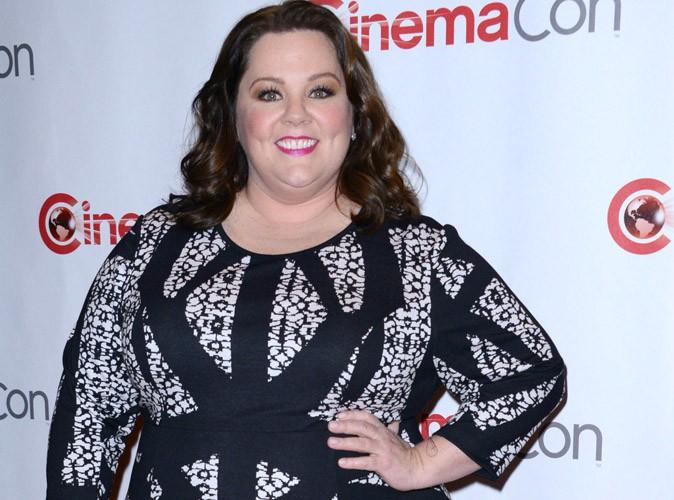 """Melissa McCarthy : discriminée à cause de son poids : """"Aux Oscars, aucun créateur n'a voulu m'habiller"""" !"""