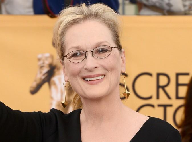"""Meryl Streep : """"Si je me laissais aller j'aurais un cul aussi large que New York"""" !"""
