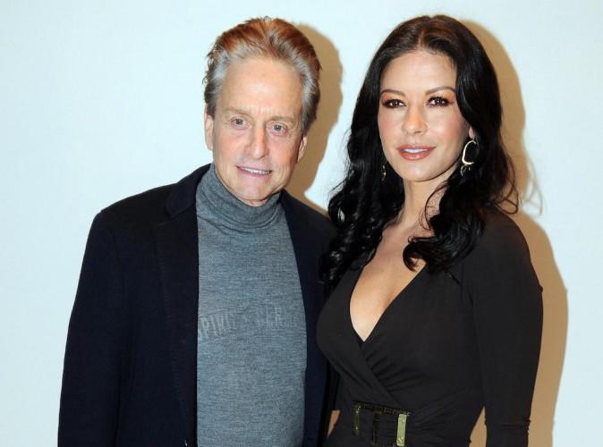 Michael Douglas et Catherine Zeta-Jones veulent renouveler leurs voeux de mariage !