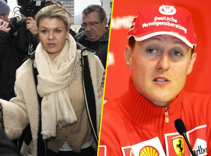 Michael Schumacher : alors qu'il a filmé sa chute, sa femme demande aux fans et aux médias un peu de tranquillité !