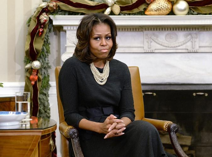 Michelle Obama : radine ? C'est aussi la crise à la Maison Blanche !