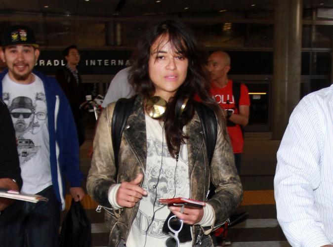 Michelle Rodriguez : sa spirale infernale suite au d�c�s de Paul Walker, elle raconte tout...