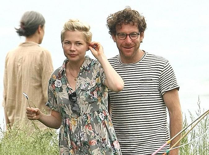 Michelle Williams : prête à se fiancer avec son chéri, l'artiste Dustin Yellin ?
