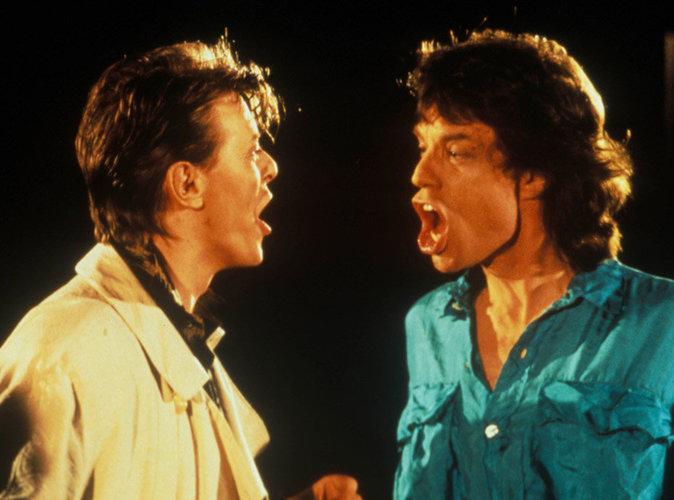 "Mick Jagger : ""Avec la mort de David (Bowie), c'est aussi un peu de moi qui part !"""
