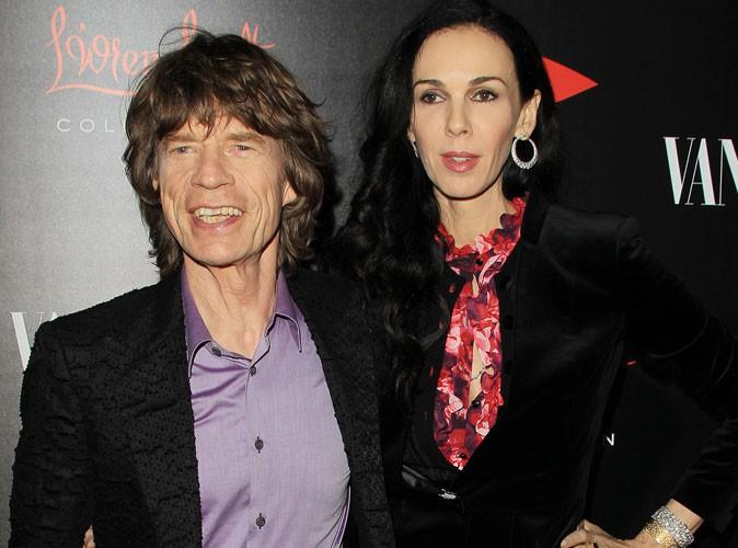 Mick Jagger : il annule un concert avec les Rolling Stones suite au décès de sa compagne L'Wren Scott...