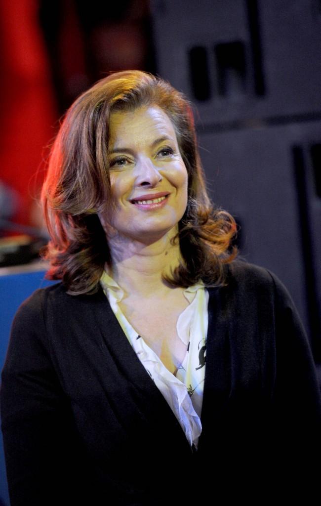 Valérie Trierweiler a voté par procuration...