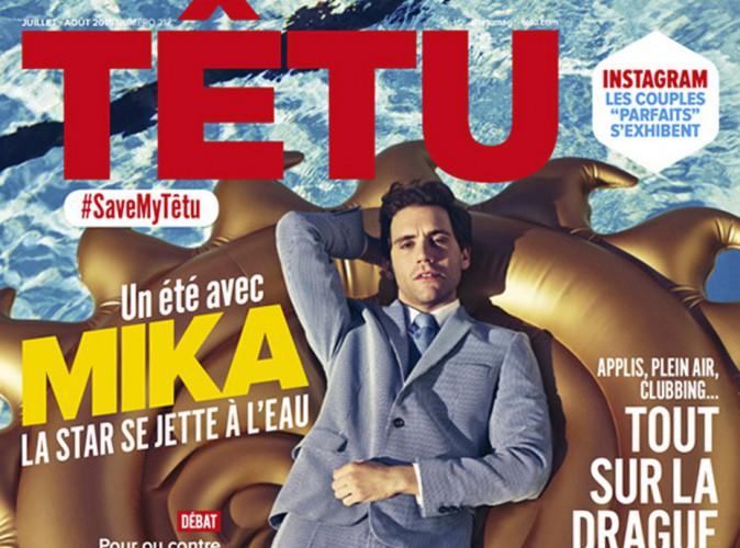 """Mika : """"J'ai toujours vu mon orientation sexuelle comme une évidence"""" !"""