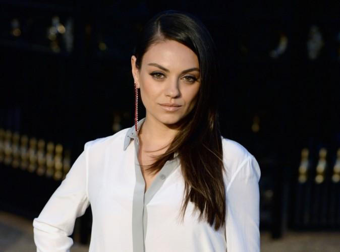 Mila Kunis : accusée d'avoir volé un poulet, les charges contre elle ont été abandonnées !