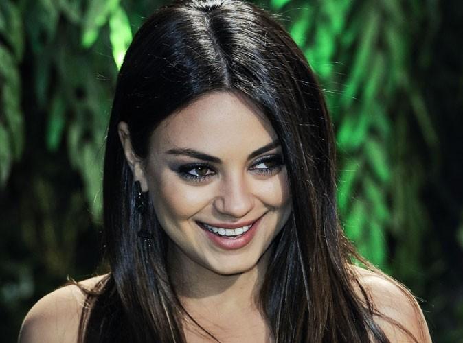 Mila Kunis : elle pourrait abandonner Hollywood pour être maman à plein temps !